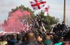 Грузинская оппозиция начала бессрочные акции протеста