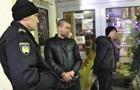 З явилося відео пограбування АЗС у Києві