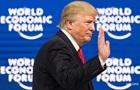 Трамп зібрався на форум у Давосі