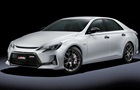 Toyota представила в Токио седан Mark X GRMN