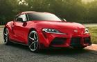 Возрожденное купе Toyota Supra: фото и видео