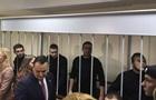 У Росії продовжили арешт всім українським морякам