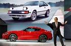 Легендарна Supra стала BMW. Автошоу в Детройті