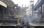 В Запорожье произошел пожар на абразивном комбинате