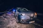 У Києві військового ЗСУ збив автомобіль