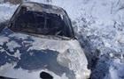 Под Харьковом в сгоревшем авто нашли труп мужчины