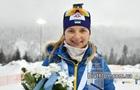 Биатлон: Журавок выиграла короткую индивидуальную гонку на Кубке IBU