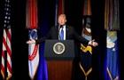Трамп представив нову стратегію ПРО США