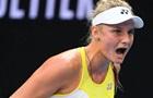 Ястремська - Наварро: огляд переможного для українки матчу Australian Open