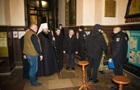 В соборе в Сумах во время службы произошел взрыв