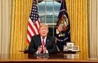 СМИ раскрыли детали обращения Трампа к нации
