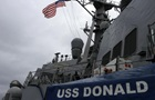 У Чорне море прямує ракетний есмінець США