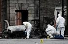 У Північній Ірландії затримали двох осіб за підозрою в причетності до вибух