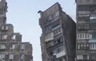В Магнитогорске рухнула часть подъезда, обвалившегося при взрыве