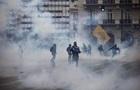 Протесты в Афинах завершились столкновениями и арестами