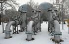 Україна використала п ять млрд кубометрів газу