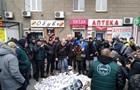 В Запорожье неизвестные вынесли из аптеки  наркотики  и сожгли их