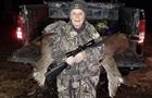 101-летняя американка одним выстрелом убила двух оленей