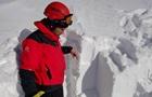 В Карпатах произошли снежные оползни