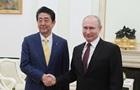 Путін і Абе провели переговори тет-а-тет
