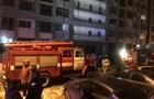 У Києві сталася пожежа в багатоповерховому будинку