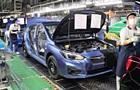 Subaru приостановила производство авто