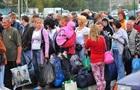 Названы области Украины, откуда выезжает больше всего людей