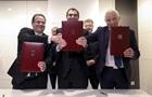 Давос: Киев подписал  масштабное инвестсоглашение