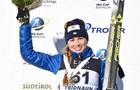 Биатлон: Белкина остановилась в шаге от медали на Кубке IBU