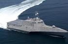 Корабель-невидимка поповнив флот США