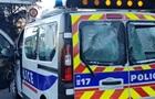 Жовті жилети  напали на поліцейський автомобіль у Ліоні
