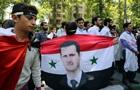 Асад звинуватив США в зраді своїх союзників