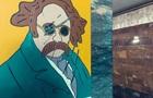 Націоналіст порізав портрети Шевченка в метро Києва