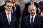 Прем єр Польщі скасував візит до Ізраїлю через суперечку навколо Голокосту