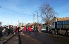 На Полтавщині перекрили дорогу через борги по зарплаті