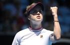 Свитолина начала с победы защиту титула в Дубае