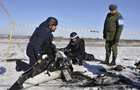 Сепаратисти  ЛНР  повернули ОБСЄ уламки їхнього безпілотника