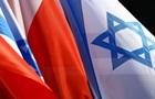 Польща вимагає офіційного вибачення від Ізраїлю за заяви про антисемітизм