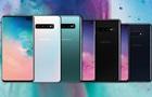 Samsung показала новую линейку Galaxy S10