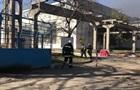 У Криму пожежа на завод пластмас