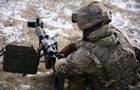 Сепаратисти випустили 100 мін, поранений боєць - штаб