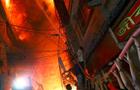 Понад 40 людей загинули під час пожежі в Бангладеш