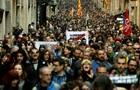 Протести в Каталонії: 28 постраждалих