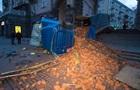 Полиция назвала причину ДТП с фурой в центре Киева
