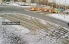 В Харькове столкнулись трамваи
