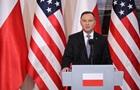 Польща готова прийняти більше військових США - Дуда