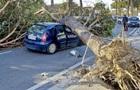 В Італії через ураган загинули чотири людини