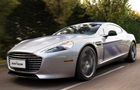 Бонд пересяде на електричний Aston Martin Rapide Е