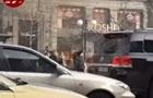 У Києві підпалили другий магазин Roshen за добу