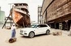 Bentley выпустит пять коллекционных авто Bentayga